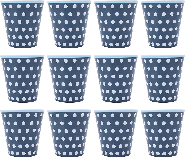 Water Cup Los Angeles Mall Melamine 12Pcs Milk Kitchens San Jose Mall Mug Tea for Home