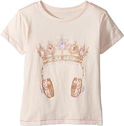 PEEK - Rock Princess Tee (Toddler/Little Kids/Big Kids)
