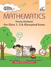 Perfect Genius Mathematics Activity Workbook for Class 1, 2 & Olympiad Exams