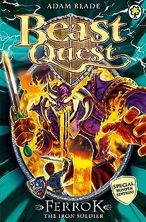 Beast Quest: Ferrok the Iron Soldier: Special 10