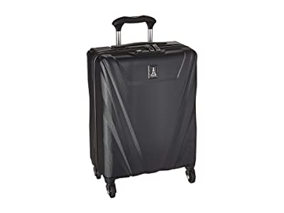 Travelpro 19 Maxlite(r) 5 International Carry-On Hardside Spinner (Black) Luggage