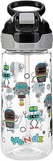 Nuby Trendz Grande Water Bottle, 540 ml, Robots