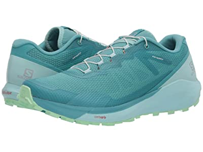 Salomon Sense Ride 3 (Meadowbrook/Icy Morn/Patina Green) Women