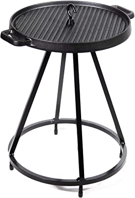 TITM Fire Pit Log Stand and Liddle Skiddle Accessory