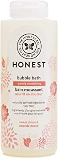 The Honest Company Everyday Gentle Sweet Almond Bubble Bath | Tear-Free Kids Bubble Bath With Naturally Derived Ingredient...