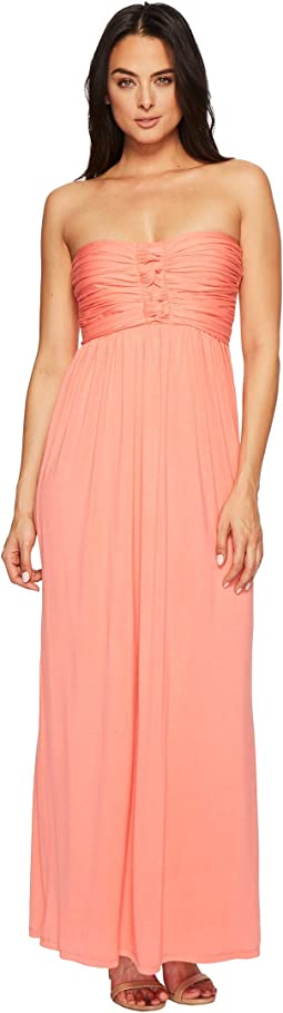 American Rose Liliana Maxi Dress