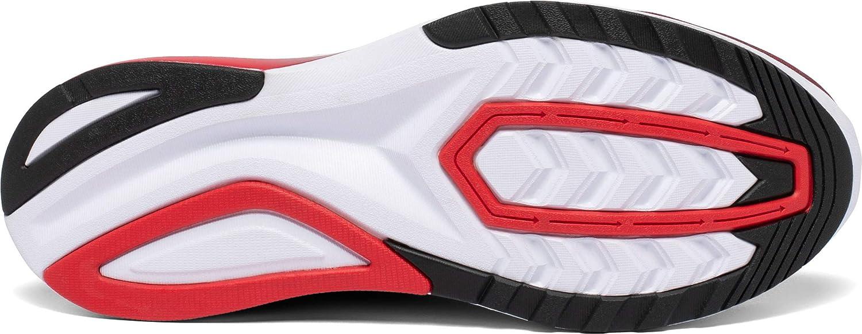 Saucony Endorphin Shift 01 Scarpa da Corsa Running Jogging su Strada o Sterrato Leggero con Appoggio Neutro per Uomo Nero