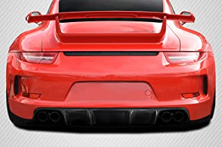 Best porsche 991 rear bumper Reviews