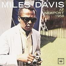 miles davis at newport 1958