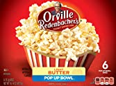 Orville Redenbacher's Light Butter Popcorn, Classic Bag, 6-Count
