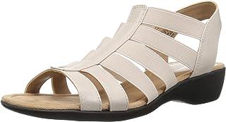 LifeStride Women's Toni Flat Sandal