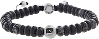 Ben Sherman Stainless-Steel Bead-Shape NA