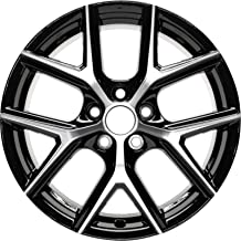 Partsynergy Replacement For New Aluminum Alloy Wheel Rim 18 Inch Fits 16-18 Toyota Rav4 5-115mm 10 Spokes