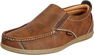 Bata Men's Leather Loafer
