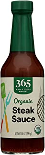 365 by Whole Foods Market, Organic Sauce, Steak, 10 Ounce
