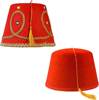 egyptian red hat