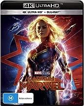 Captain Marvel (4K Ultra HD + Blu-ray)
