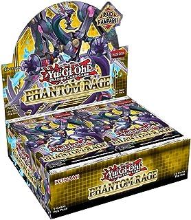 Yu-Gi-Oh KONPHRA Phantom Rage Booster Display Box of 24 Packs