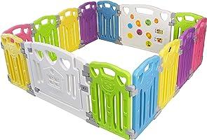 الواح اضافية خاصّة بنموذج قفص اللعب الكلاسيكي للطفل, Classic set 14 panel, مالتي كلر