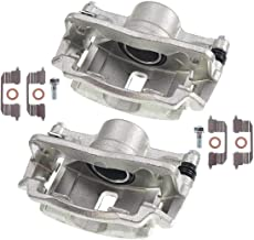 A-Premium Brake Caliper with Bracket for Acura EL Honda Civic Insight 1997-2014 Front Left and Right 2-PC