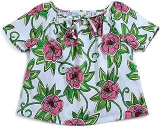 Blusa Florescer Rosa - Infantil
