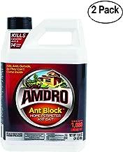Amdro Ant Block Home Perimeter Ant Bait Granules 24oz - Pack Of 2