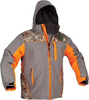 Men's Glacier Eclipse Cold Weather Jacket, Orange
