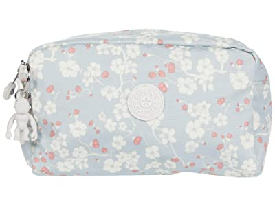 Kipling Gleam Pouch (Floral Garden) Handbags
