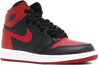 AIR Jordan 1 Retro HIGH OG GS BRED - 575441-001