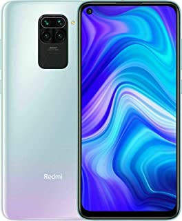 Xiaomi Redmi Note 9 Dual Sim 4GB RAM 128GB LTE Global Version white