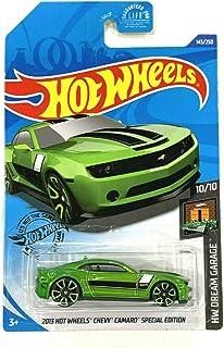 Hotwheels [HW Dream Garage 10/10] 2013 HW Chevy Camaro Special Edition 143/250 - Treasure Hunt!