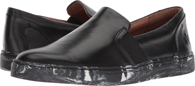 FRYE Woherren Ivy Slip Slip schwarz Polished Soft Full Grain 11 B US  Marke