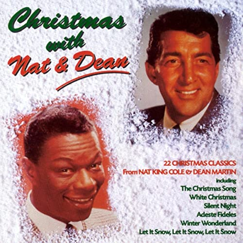 Dean Martin Christmas.Christmas With Nat And Dean
