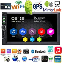 Binize 7 Inch Android 9.1 HD Quad-Core 2 Din Car Stereo Radio Multimedia Player NO-DVD..