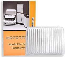 MIKKUPPA KQ033(CA9360) Toyota/Lexus Rigid Panel Engine Air Filter, OEM# 17801-0H010,17801-0H020,17801-20040