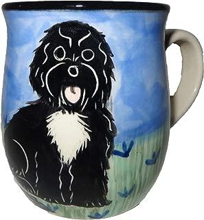 Karen Donleavy Designs Deluxe Portuguese Water Dog Mug