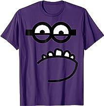 Despicable Me Minions Evil Minion Face Graphic T-Shirt