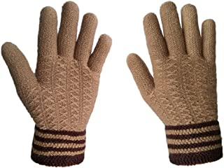 sherpa lined gloves mens