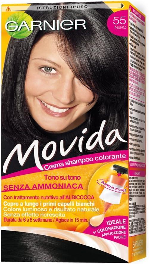 MOVIDA 55 nero senza ammoniaca - Tintes para el cabello
