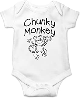 Chunky Monkey - New To The Zoo - Funny Animal Lover -...