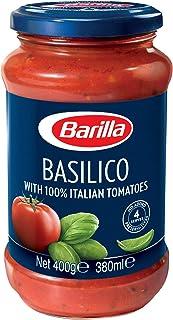 Barilla Basilico tomate and manjericao 400g (Pack of 1)