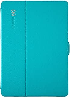 Speck Stylefolio Luxury Edition 9.7 inch iPad Pro | iPad Air | iPad Air 2 Case - Faux Croc Turquoise