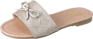 Al Baraem 1CM Flat Casual Shoe For CHILDREN, GOLD, 31 EU