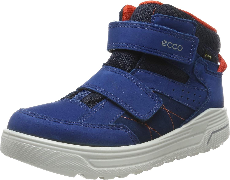 ECCO Boys Urban Snowboarder Hi-Top Trainers