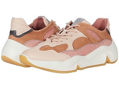 ECCO Chunky Tie Sneaker