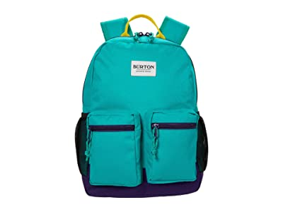 Burton Kids Gromlet 15L Backpack (Little Kids/Big Kids) (Dynasty Green) Backpack Bags
