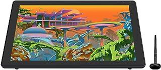 Tablet de desenho gráfico 2020 HUION Kamvas 22 Plus com tela LCD QD laminada completa 140% s RGB suporte Android Stylus 81...