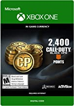Call of Duty: COD Points 2400 2400 CP - [Xbox One Digital Code]