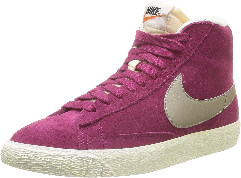 Nike Blazer Mid Suede Vintage 518171, Damen Hohe Turnschuhe