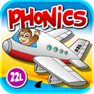 Abby Monkey®: ABCs First Phonics and Letter Sounds School Adventure vol 1 Kids Ready to Read - Fun Learning Reading Game w...